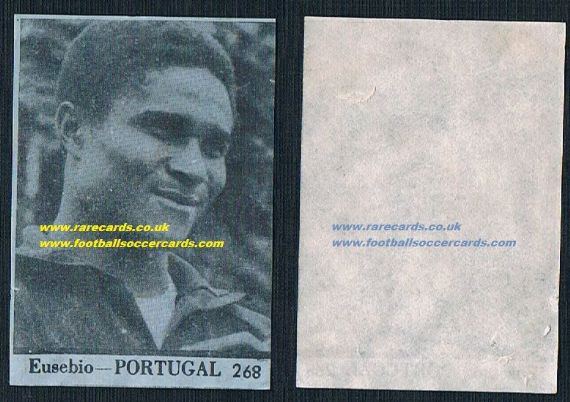 1966 Eusebio 268 Unico Tea